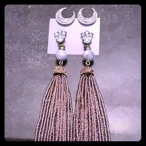Earring- set of two pair